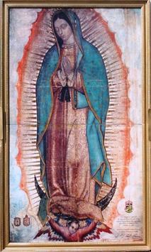 Virgen De Guadalupe Images Cartoon apk screenshot