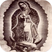 Virgen De Guadalupe Tattoos Mexican icon