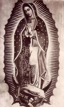 Virgen De Guadalupe Tattoos Mexican apk screenshot