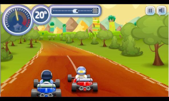 Mario Racing Kart apk screenshot