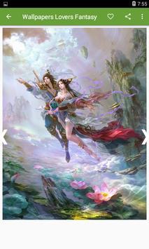 Wallpaper Lovers Fantasy! screenshot 3