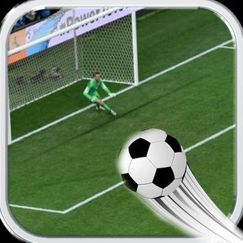 เตะจุดโทษฟุตบอล poster