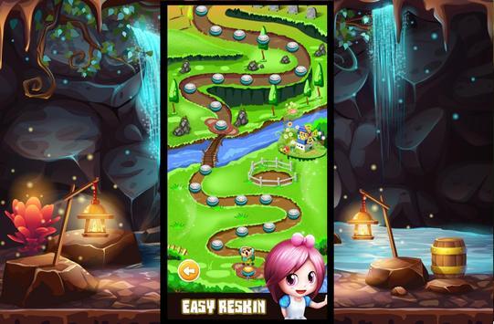 Jewels Crush Match 3 screenshot 2