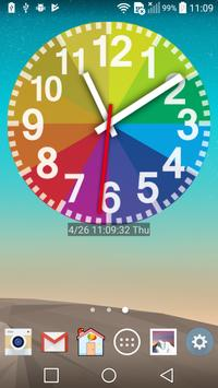 Lucky Clock with Second poster