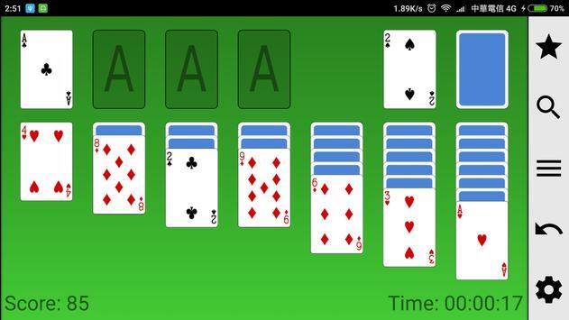 Solitaire K screenshot 3