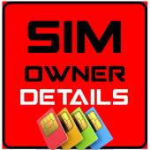 SIM Owner Details icon