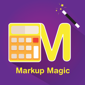 Markup Magic - Profit Margin Calculator Analysis icon