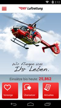 DRF Luftrettung poster