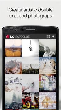 LG Exposure poster