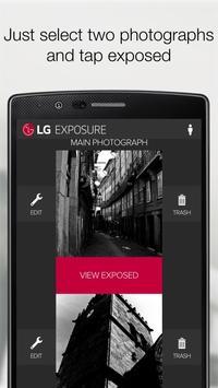 LG Exposure apk screenshot