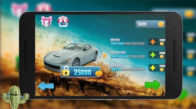 Toon Street Race screenshot 1