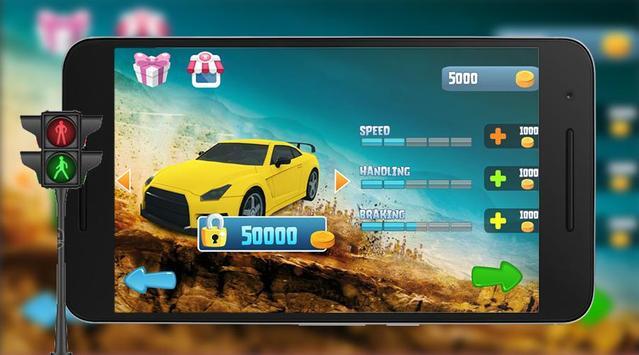 Toon Street Race screenshot 2