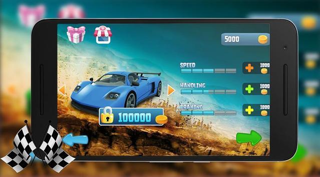 Toon Street Race screenshot 4