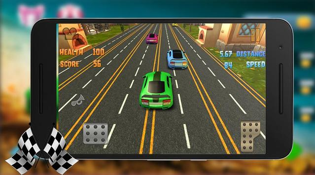 Toon Street Race screenshot 5