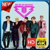 BigBang Wallpapers KPOP HD 4K icon