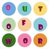 OUT OF WORD icon
