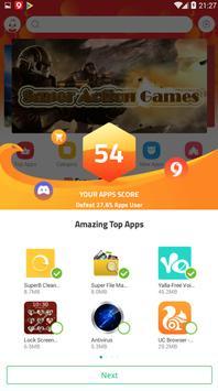 Guide For 9Apps download 2018 apk screenshot