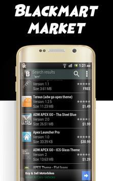 Free Blackmart Market tips apk screenshot