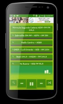 Radio Mexico City apk screenshot