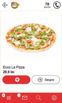 Ecco la Pizza screenshot 2