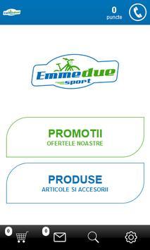 Emmedue poster