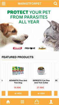Marketforpet poster