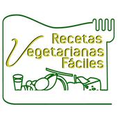 Recetas Vegetarianas Fáciles icon