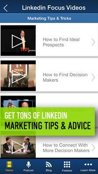 Nile Nickel's LinkedIn Course screenshot 1