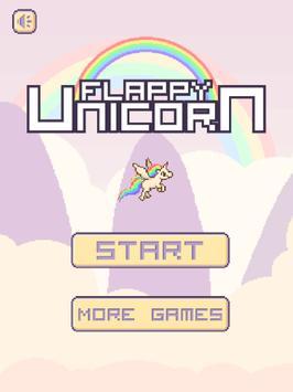 FREE Flappy Unicorn Bird IMPOSSIBLE 😂 HARDEST SIM screenshot 1