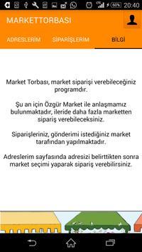 Market Torbası -Online Sipariş screenshot 3