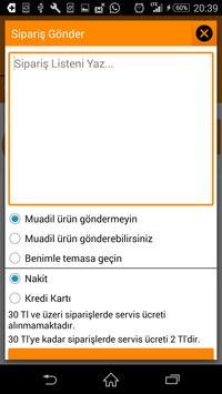 Market Torbası -Online Sipariş poster