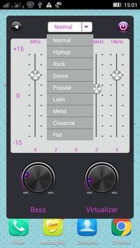Addiction Equalizer Music Player apk screenshot