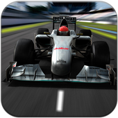 Xtreme car racing simulator icon