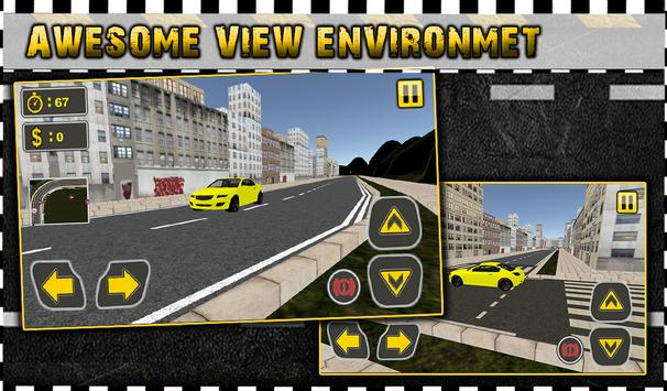 Modern Taxi Transporter apk screenshot