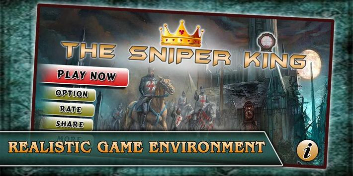 The Sniper King poster