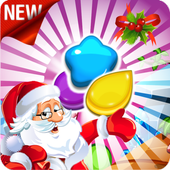 Candy Fever Match 3 Christmas icon