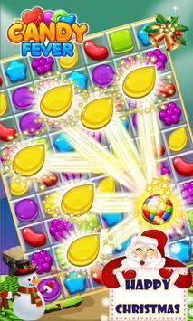 Candy Fever Match 3 Christmas screenshot 1