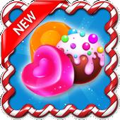 Candy Crazy Sugar New 2017! icon