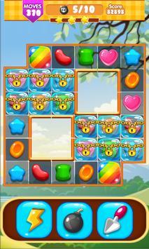 Candy Crazy Sugar New 2017! screenshot 7