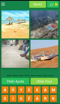 Descobre a Palavra apk screenshot