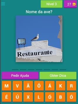 Foto Quiz em Português screenshot 10