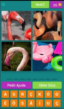 4 Fotos 1 Palavra em Português screenshot 2