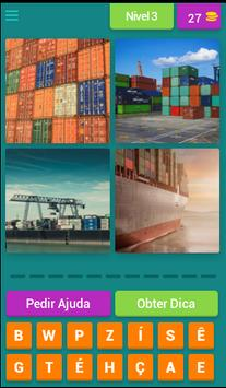 4 Fotos 1 Palavra em Português screenshot 3