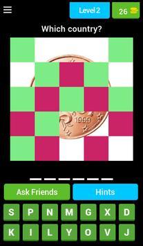 Guess Coin Country apk screenshot