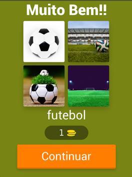 4 Imagens 1 Palavra Português screenshot 15