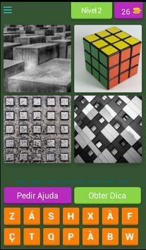 4 Imagens 1 Palavra Português screenshot 2