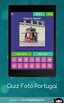 Quiz Foto Portugal screenshot 15