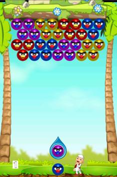 Bird Bubble Shooter Magic poster