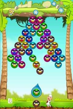 Bird Bubble Shooter Magic screenshot 1
