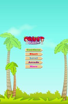 Fruit Bubble Upien Fun poster